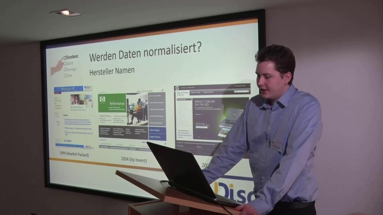 Stefan Wojacek - IT-Infrastruktur durch automatisierte Scans erfassen