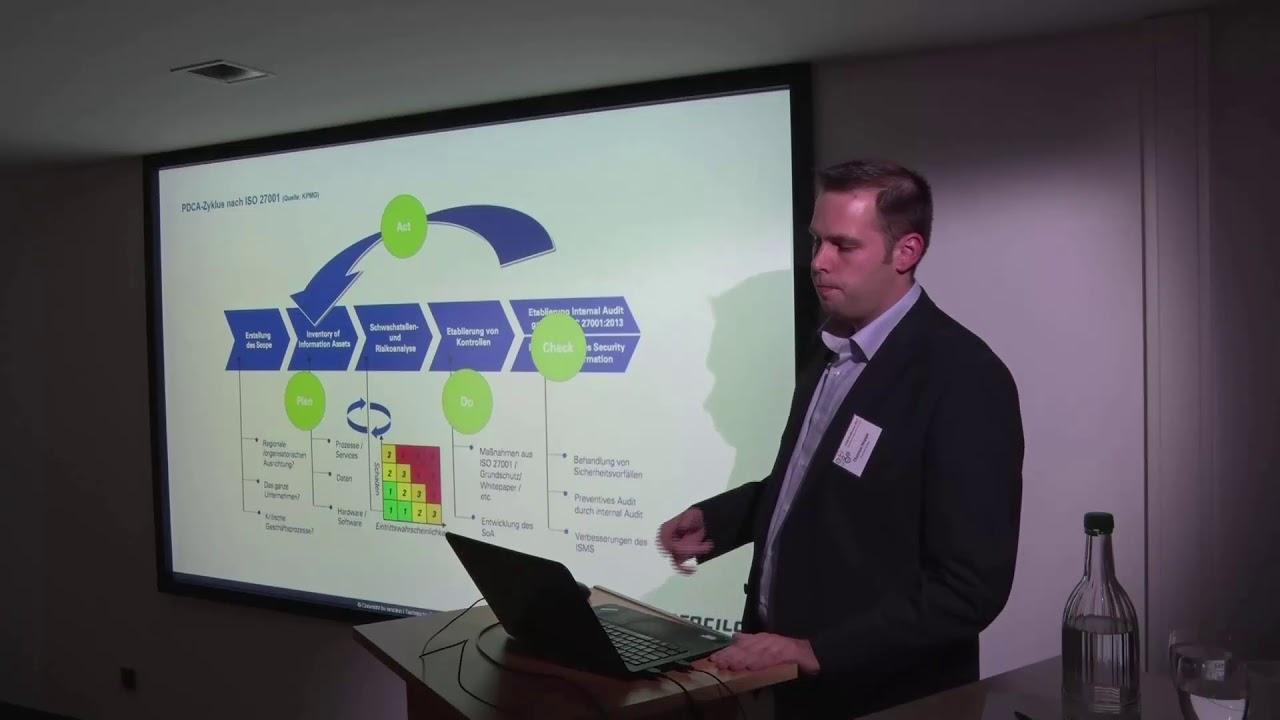 Thomas Hoppe - ISMS Add-on zur integrierten Verwaltung der Sicherheitsdokumentation
