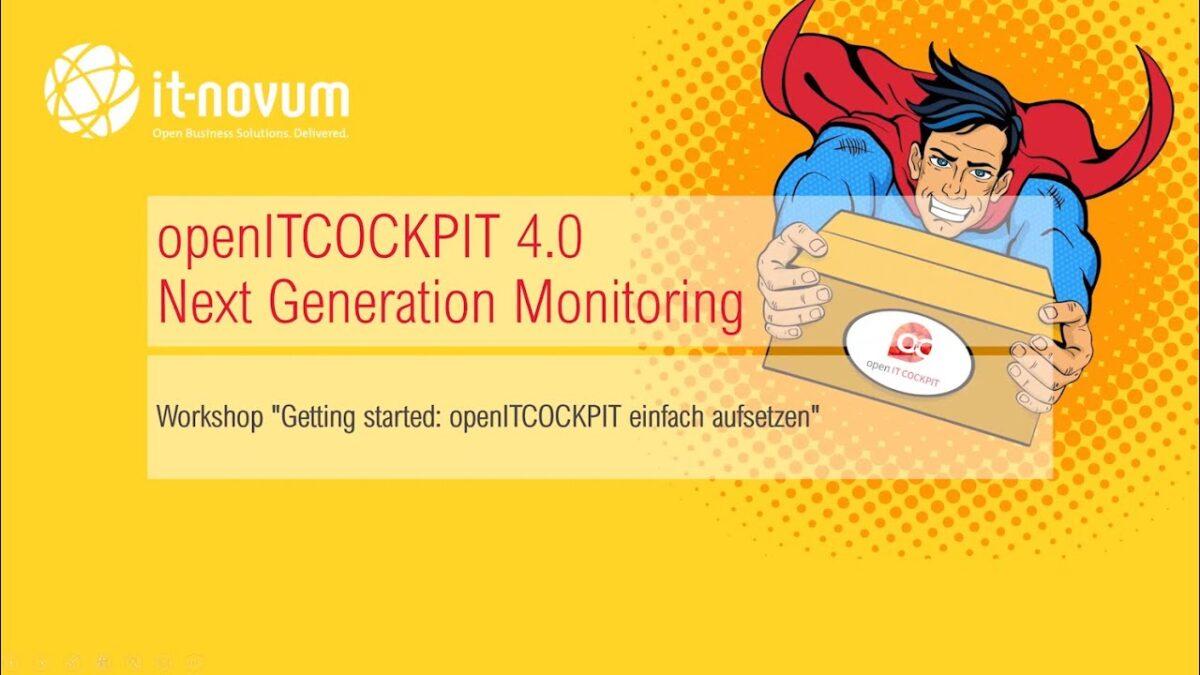 openITCOCKPIT - Next Generation Monitoring (Workshop)
